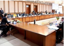 Pakistan cabinet approves amendment to Army Act