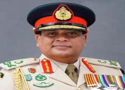 Lankan army chief to serve as acting Chief of Defence Staff
