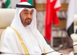 ABU DHABI CROWN PRINCE TO ARRIVE IN ISLAMABAD TODAY