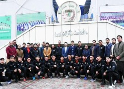 AFGHAN U19 CRICKETERS BOUND FOR ICC WORLD CUP IN SOUTH AFRICA