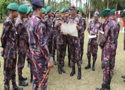 Bangladesh fortifies Island near Myanmar with heavy weapons, gunboats