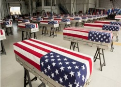 US combat deaths in Afghanistan highest in years