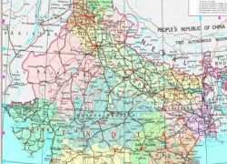 INDIA SAYS IT HASN'T REVISED BOUNDARIES WITH NEPAL IN NEW MAPS