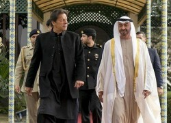 UAE EXTENDS $200M AID TO PAKISTAN FOR ECONOMIC PROJECTS