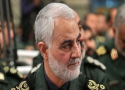 AFGHAN POLITICIANS REACT TO KILLING OF IRAN'S GEN. SOLEIMANI