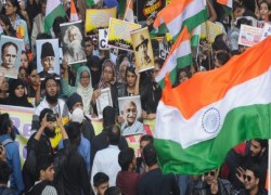 India's student protests have broken image of national consensus on Modi's policies