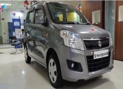 Pak Suzuki introduced automatic version of Wagon R