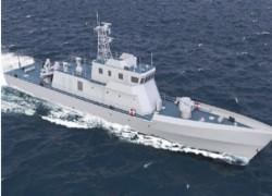 বাংলাদেশে চীনের সহায়তা নৌবাহিনীর জন্য ৫টি টহল নৌযান তৈরি কাজ শুরু