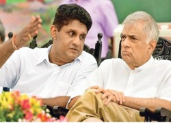 Continued squabbling reduces UNP's chances in upcoming Sri Lanka elections