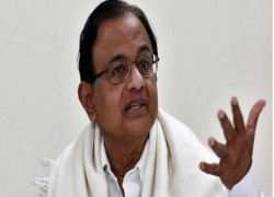 India has 'practically lost Kashmir', says P. Chidambaram