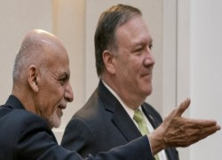Afghan peace talks at risk amid rising US-Iran confrontation