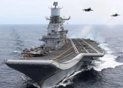 India deploys INS Vikramaditya in Arabian Sea amid China-Pak naval drill