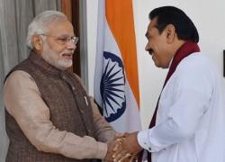 MAHINDA TO VISIT INDIA FOR TALKS WITH MODI