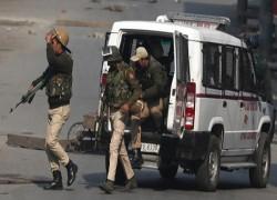 Indian police officer suspected of aiding Kashmir rebels arrested
