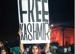 After Delhi and Mumbai, 'Free Kashmir' poster seen in Chennai