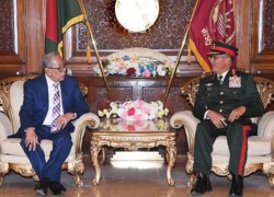 Nepal seeks BD's support for establishing Defense University