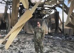 U.S. commanders at al-Asad base believe Iranian missile barrage was designed to kill