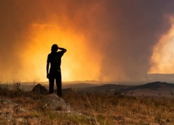 Australia fires: government reassures tourists despite world's worst air quality in Melbourne
