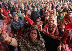 Shaheen Bagh protesters pledge to fight, seek rollback of CAA law