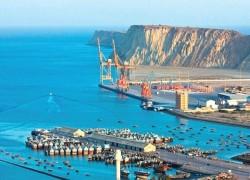 Gwadar Port begins handling of Afghanistan's transit cargo