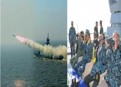বঙ্গোপসাগরে বাংলাদেশ নৌবাহিনীর মহড়া 'এক্সারসাইজ সেফ গার্ড' অনুষ্ঠিত