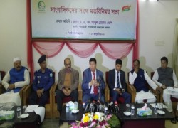 BANGLADESH FOCUSED ON ECONOMIC DIPLOMACY: MOMEN