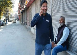PREPAID MOBILE CONNECTIONS RESTORED IN JAMMU AND KASHMIR AFTER 5 MONTHS