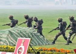 পরিবর্তিত নিরাপত্তা পরিবেশে চীনের বহু পেছনে পরে আছে ভারতের সশস্ত্র বাহিনী