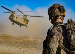 Nearly half of Afghans want US troops out after Taliban peace deal: Survey