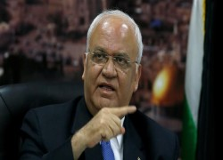 Palestinians threaten to quit Oslo Accords over Trump peace plan