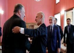 AFGHAN POLITICIANS PREPARE 'NATIONAL RECONCILIATION PLAN'