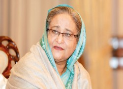 BANGLADESHIS WILLING TO LEAVE CHINA TO BE BROUGHT BACK: PM HASINA