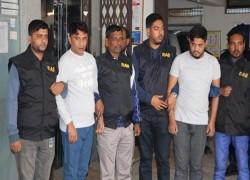 Bangladesh police bust int'l gang trafficking Rohingya women into sex work in Malaysia