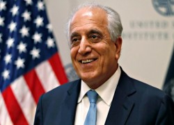 KHALILZAD, GEN. MILLER TO DISCUSS AFGHAN PEACE AT NATO