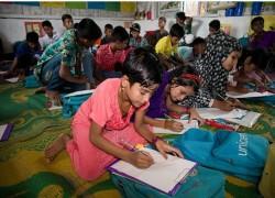 BANGLADESH ALLOWS EDUCATION FOR ROHINGYA CHILDREN