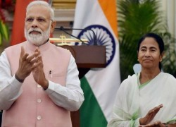 Are you Pakistan's brand ambassador, Mamata asks Modi