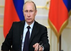 U.S. HITS RUSSIAN RAILROAD WITH SANCTIONS OVER CRIMEA