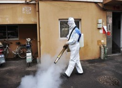 CHINA VIRUS DEATH TOLL RISES TO 170, TRANSMISSION A CONCERN