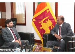 Pakistan offers to share intelligence with Sri Lanka