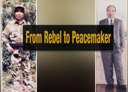 From Rebel to Peacemaker