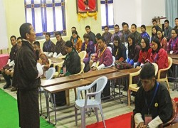 ICT must be the third language for Bhutanese: PM