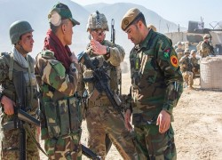 Where is the Afghan peace deal now?