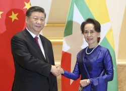 Xi's visit establishes sovereign equality in Sino-Myanmar relations