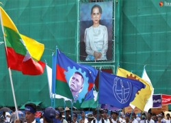 Workers and farmers to run in Myanmar's 2020 election to promote rights