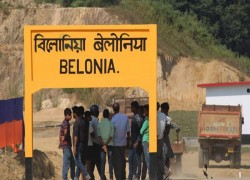 India eyes Belonia-Feni railway connectivity with Bangladesh
