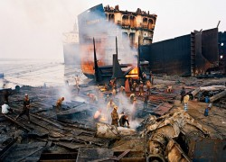 Bangladesh top dumping ground for ships