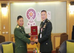 Myanmar spy chief named home affairs minister