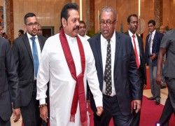 Lanka's current and previous regime accuse each other of financial mismanagement