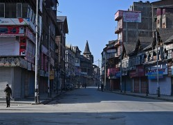 Strike shuts Kashmir to remember man executed by India in 2013
