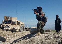 2 US troops killed, 6 wounded in attack in Afghanistan